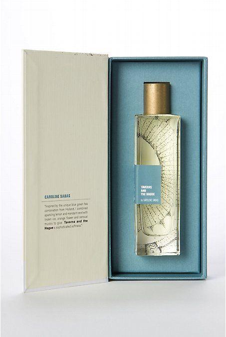Verpackungsdesign - Eau De Parfum