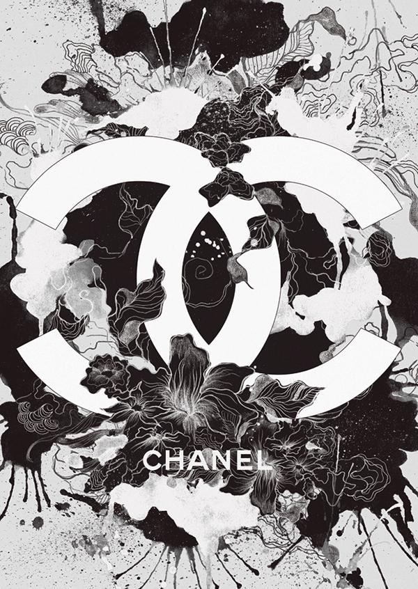 Illustration von Daryl Feril - Brands in Full Bloom