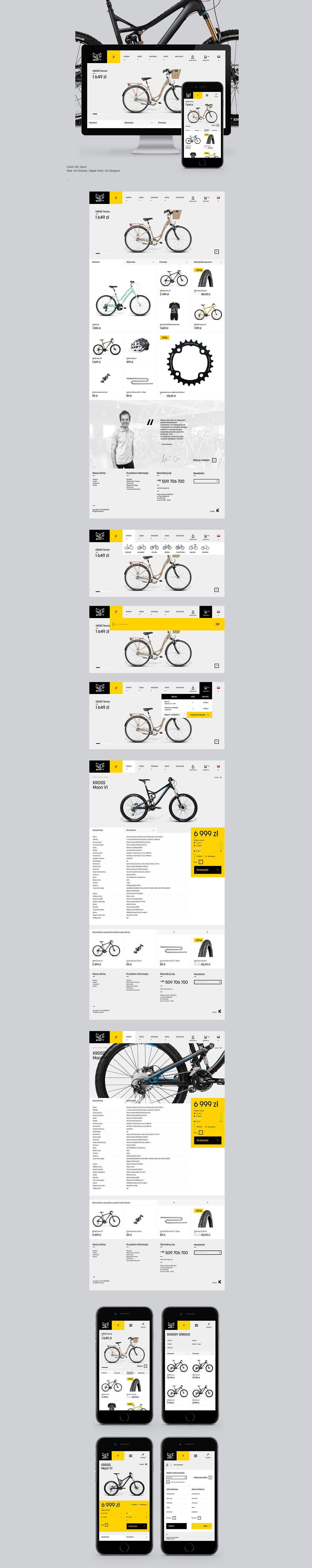 webdesign von Krzysztof Turek
