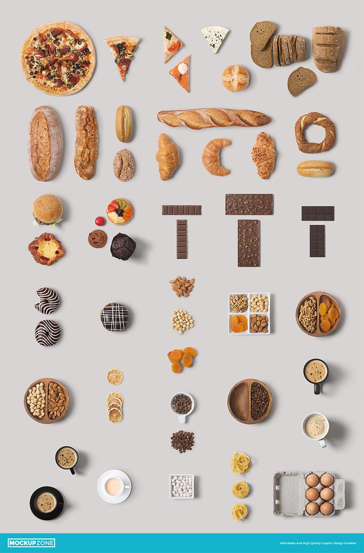 Coffee Branding Mockup - Präsentationsvorlagen für restaurants oder coffeeshops