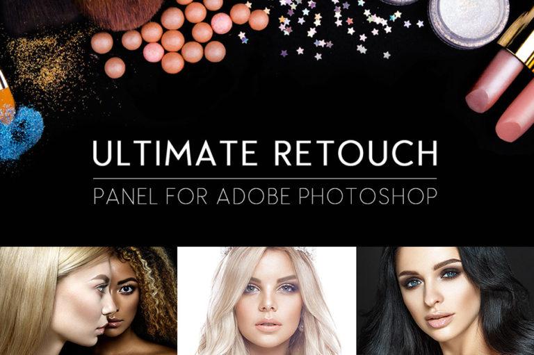 Photoshop Aktion, Beauty Retusche