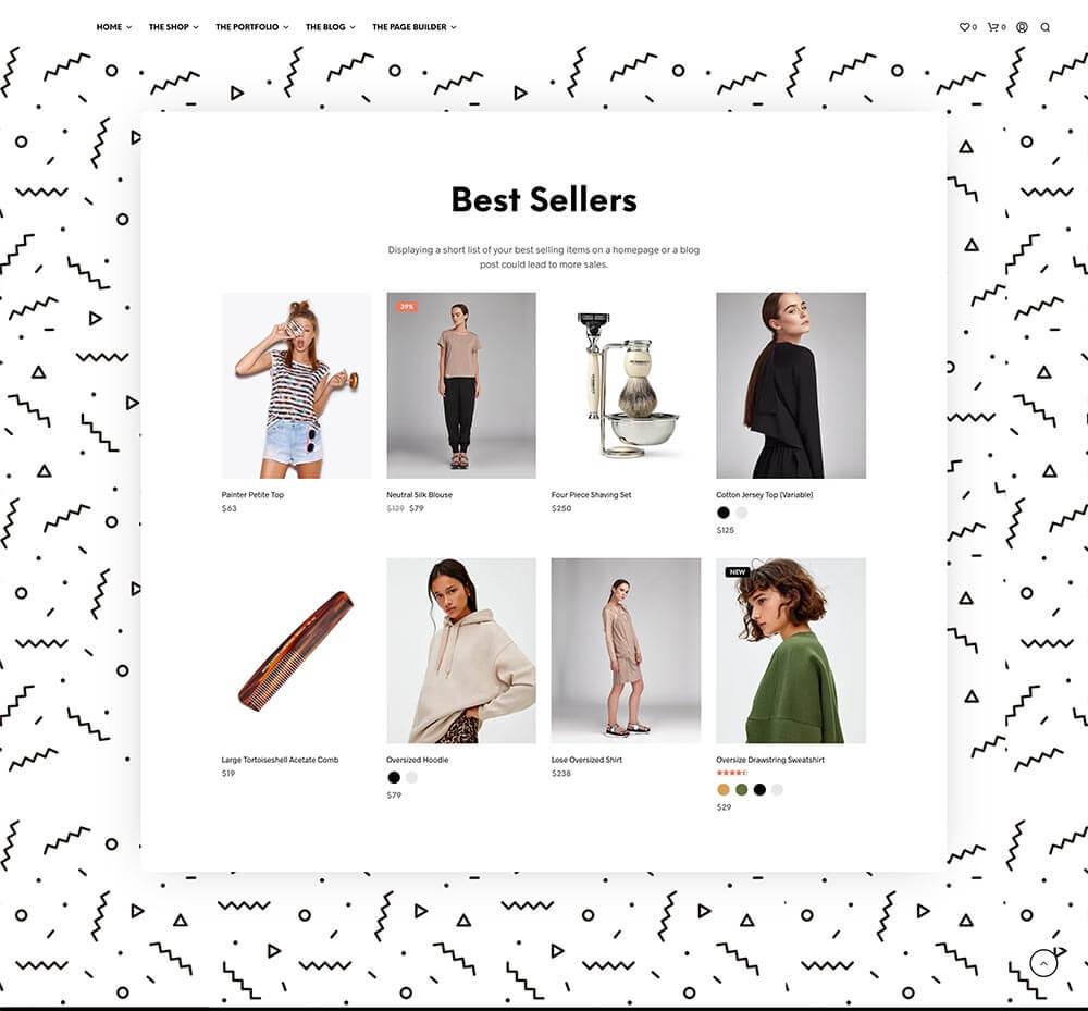 e commerce wordpress theme shopkeeper design habitat
