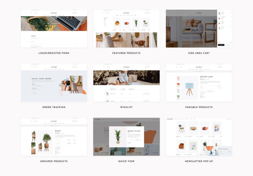 Wordpress Shop Theme 2021