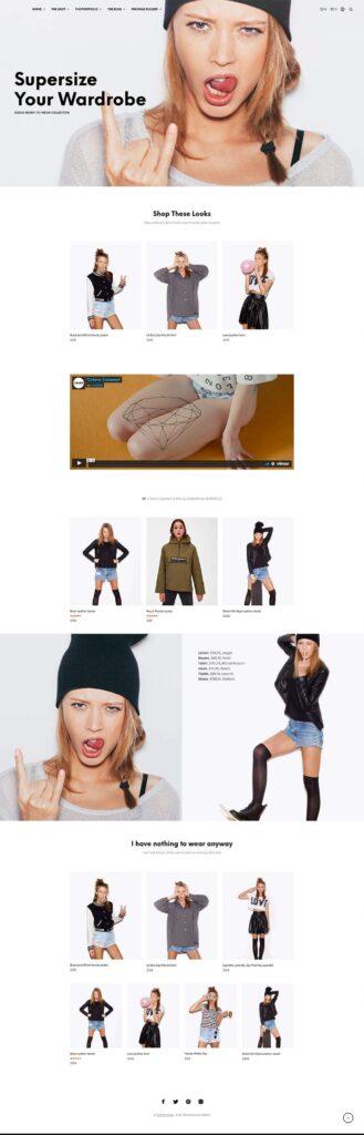 shopkeeper wordpress theme für online shops
