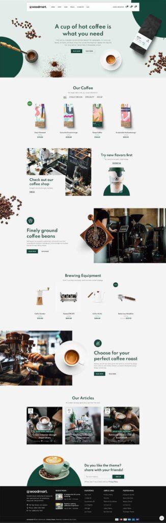 WoodMart Premium WordPress Theme