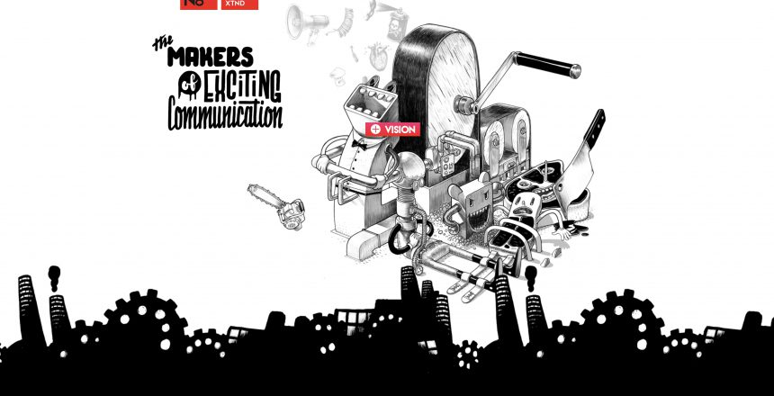 webdesign inspiration- parallax webseite von numero10