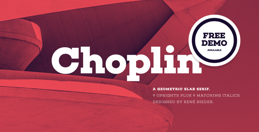 choplin_slab-serif-schrift