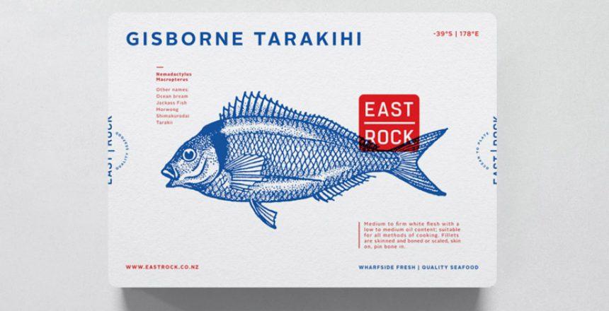 verpackungsdesign east rock