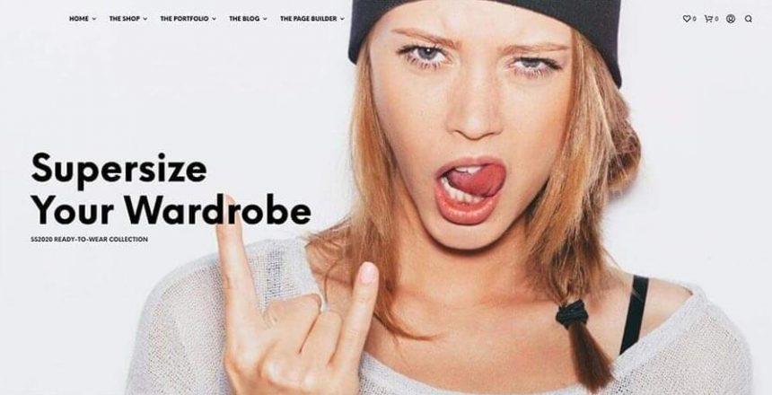 Shopkeeper Wordpress Theme für Shops